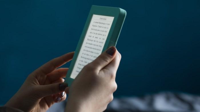 Nolim e-reader